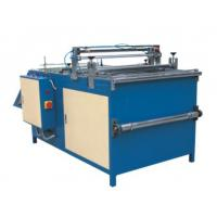 Quality Auto Cutting Fabric Bag Air Filter Making Machine , 300mm - 980mm Cutting Length wholesale