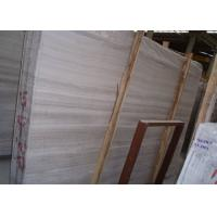 Best Large White Wooden Marble Stone Slab For Countertops 240up X 120up Cm wholesale