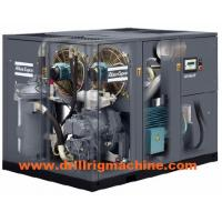 Cheap Ingersoll Rand Rotary Screw Compressor , Two Stage High Pressure Air Compressor for sale