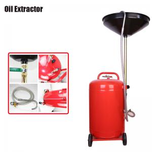 Best Portable Waste Oil Drain Tank Air Operated Equipment 24Kg HW 8081 wholesale