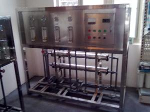 China reverse osmosis water treatment equipment on sale