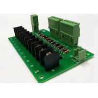 Buy cheap Multilayer SMT PCB Assembly FR4 Material 2-22L Layer 0.08mm Min Soldermask from wholesalers