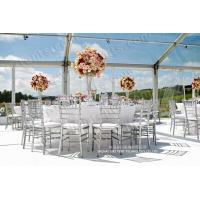 Cheap Luxury Wedding tent Clear Tents of PVC material for sale or rental for sale