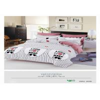 Buy cheap Love You Fashion Cotton Bedding Sets For Sprin And Autumn / King Size Bed Sheets from wholesalers