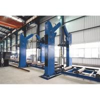 Buy cheap 360° Overturning I Beam Rotator 4x1.5 KW Motors 5T Capacity I Beam Rotator from wholesalers