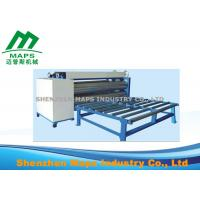 Best Durable Foam Cutting Machine , Home Textile Machinery For Compressing Foam Pieces wholesale