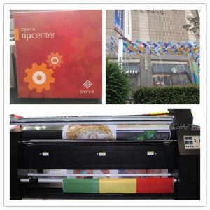 Best 2.2M Sublimation Fabric Printer Banner Flag Printing Machine CE wholesale