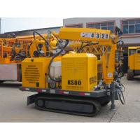 China 4.6/2.15T Concrete Spray Equipment KS80 KP25 4 Telescopic Boom For Small Section Tunnel on sale