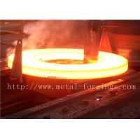 Best Industrial ST52 ST60-2 Carbon Steel Flange / Large Forged Rings wholesale