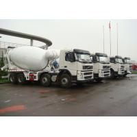 Best 10 Cbm Truck Mounted Concrete Mixer With VOLVO FM400 Truck Chassis wholesale