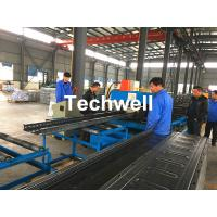 Best CT-600 Ladder Type Perforated Cable Tray Roll Forming Machine, Cable Tray Production Line wholesale