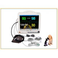 Best Dog / Cat Vet Patient Monitor 1024X 768 High Resolution 15 Inch TFT Color Screen wholesale