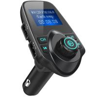 Best AUX USB Modulator Rds Folder Change Bluetooth FM Transmitter with Wireless MP3 Player Radio FM wholesale