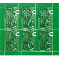 Best Aluminum , FR-4 Single Layer double sided pcb board with HASL lead free wholesale