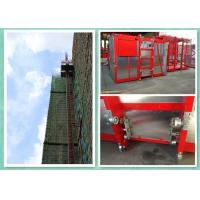 Quality Builders Rack And Pinion Hoist , Industrial Lift And Hoist Systems With Safety Hook wholesale
