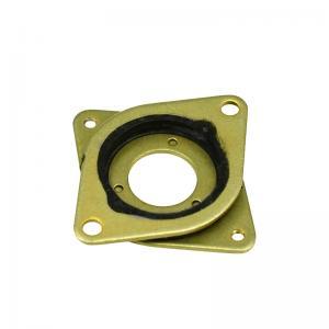 Best 52mm* 52mm Thick 6mm 42 Stepper Motor Shock Absorber Reduce Resonance wholesale
