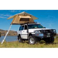 Best Easy On 4x4 Roof Top Tent Stainless Steel Pole Material For 2 Person wholesale