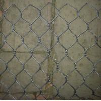 Best hand woven stainless steel cable mesh for zoo exhibits wholesale