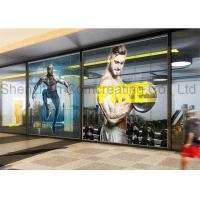 Best Compact Design Transparent Led Video Wall High Brightness For Commercial Building wholesale