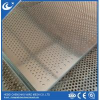Quality Perforated metal mesh information galvanized HOT SHLE wholesale