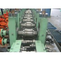 Quality 75KW Straight Seam Welded Stainless Steel Tube Mill VZH-32 0.5 - 1.75 mm For Gas Pipes wholesale