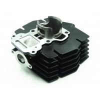 Best Black Color Durable Aluminum Cylinder Block For Motorcycle Spare Parts wholesale