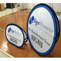 Best A Frame Banner Stand Double Side Banner Frame Display Pop Ups S,M,L Sizes wholesale
