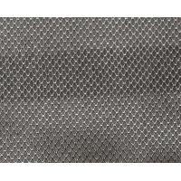 Best EMF protection x-static 100%silver fiber diamond lattice conductive fabric wholesale