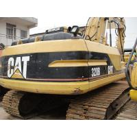 Best Long Reach Used Cat Excavator 320BL , Used Mini Diggers 800mm Shoe Size wholesale