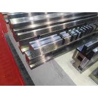 Cheap Hardness Bending Die Punching Press Brake Tooling With 3150mm Length for sale
