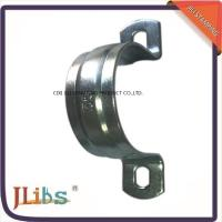 Best Zinc Galvanized Quick Release Tube Clamp , Hydraulic Vertical Metal Pipe Brackets wholesale