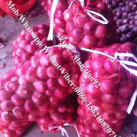 5-7cm, Mesh bag Package Chinese Fresh Red Onion For All Market