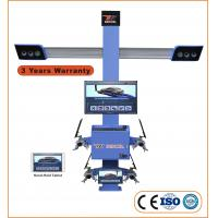 Best Integrated  4 Wheel Alignment Machine Four Cameras 3D Wheel Aligner For Tire Shop wholesale