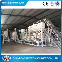 Best High Efficient Chicken / Poultry / Animal Counter Flow Feed Cooler wholesale
