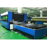 Buy cheap Metal Laser Cutting Machine / Cast Iron Cutter Machine 120 M/Min Positioning Speed from wholesalers