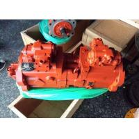 Best Red Hyundai R220-7 R225-7 Hydraulic Pump Kawasaki piston pump K3V112DT-9C32-01 wholesale
