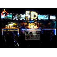 Best Appealing Cinema 5D Theater Equipment with 19 Inches LCD Display wholesale