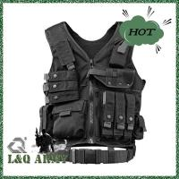China ACU camo Military Army Paintball airsoft gear Mesh Police Vest on sale