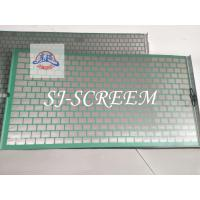 Buy cheap Liquid Filter Rock Shaker Screen / Mongoose Shaker Screens Length 1070mm Width 570mm from wholesalers