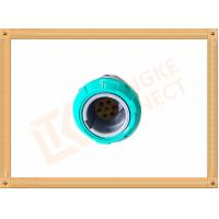 Best 7 Pin Circular Plastic Push Pull Connector Adapter For Breathing Machine wholesale