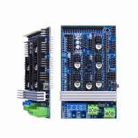 Best 4 Layers Ramps 1.6 3D Printer Board Support Five Motor Drivers wholesale