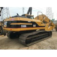 Buy cheap Japanese Used Cat  Excavator 330bl Year 2004 Original Paint 5860 Working Hours from wholesalers