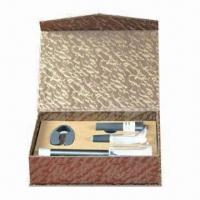 Best Air Pressure Wine Opener Set, Suitable for Christmas Gift, with Patent Certificate wholesale