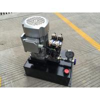 Quality Industrial CNC Machine AC Hydraulic Power Units with Pressure Gauge wholesale