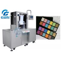 Best 3rd Generation Compact Powder Press Machine for Blusher, embossed design wholesale