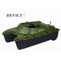 Best DEVICT Remote Control Boat With Fishfinder DEVC-308M Camouflage 2.4GHz style rc model wholesale