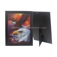 Best Paper Frame Stand 3d Lenticular Sheets Picture PET Custom Design wholesale