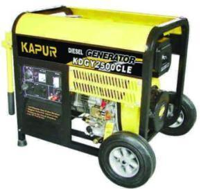 Best Diesel Generator 3000w Deluxe Range wholesale