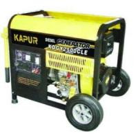 Buy cheap Diesel Generator 3000w Deluxe Range from wholesalers