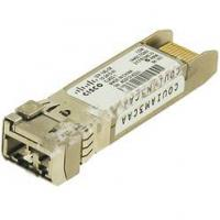 Best LC Connector Cisco SFP Modules Supports 9.95 - 10.3 Gb/S Bitrates SFP-10G-SR= wholesale